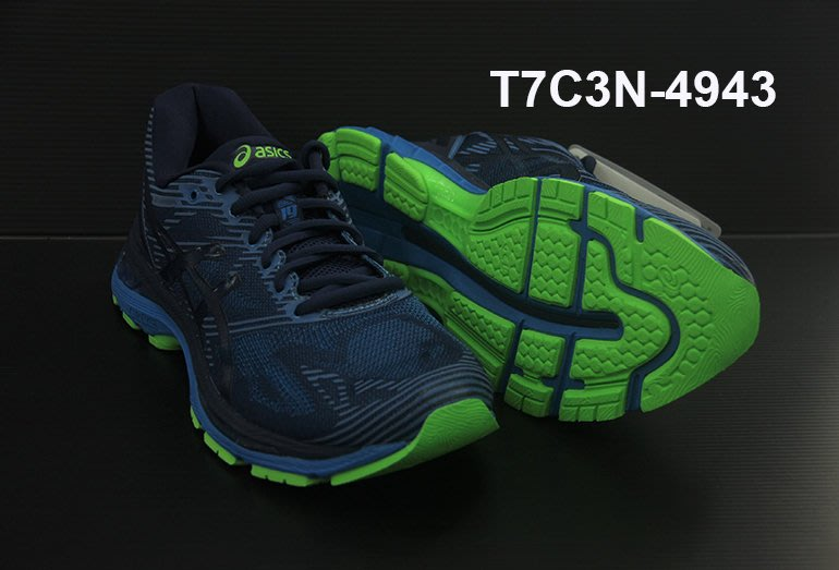 reputable site e953c cb144 (台同運動活力館) 亞瑟士 ASICS NIMBUS 19 LITE SHOW 慢跑鞋 T7C3N-4943