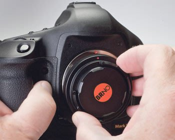 呈現攝影-美國 BRNO Dri+Cap 除濕蓋組( 除濕機身蓋)+鏡頭後蓋) Nikon專用 出國 登山 露營 外拍