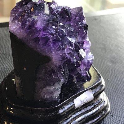 小晶洞 紫晶花 紫晶簇 烏拉圭紫水晶、迷你紫晶洞 辦公小物 風水擺設 貴人 送男友 編號h-345