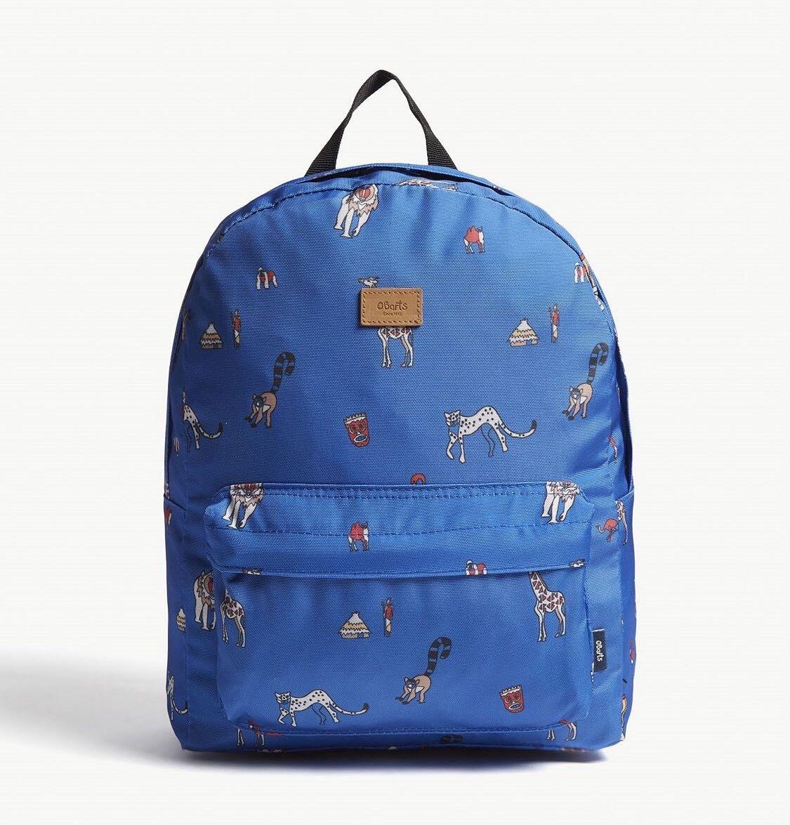 荷蘭BARTS BV Dolphin backpack 動物圖騰後背包 (預購)