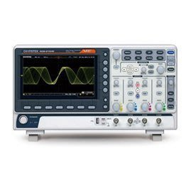 TECPEL 泰菱》GWInstek 固緯電子 GDS-2104E 100MHz 4通道數位儲存示波器 4CH 示波器