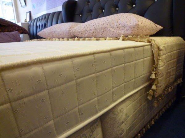 ※高雄~專業睡眠館※經濟型2線6環獨立筒床墊單人3.5尺3000~雙ISO國際品質認證(市價3成)