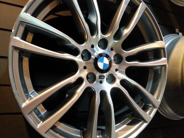 國豐動力 BMW F30 Sty403 M 19吋原廠圈