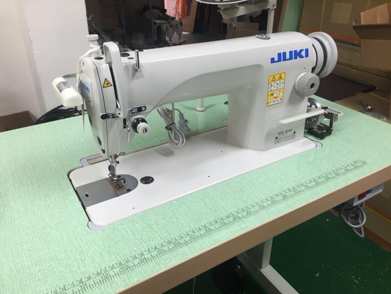 全新 JUKI DDL-8700 工業用 縫紉機 普通 平車 針車 SHOKEI 無聲 伺服 馬達 配贈 LED燈 車燈