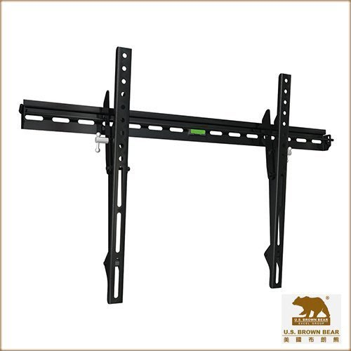 【新品限量出清】美國布朗熊 W9-60T 牆板傾斜式電視壁掛架