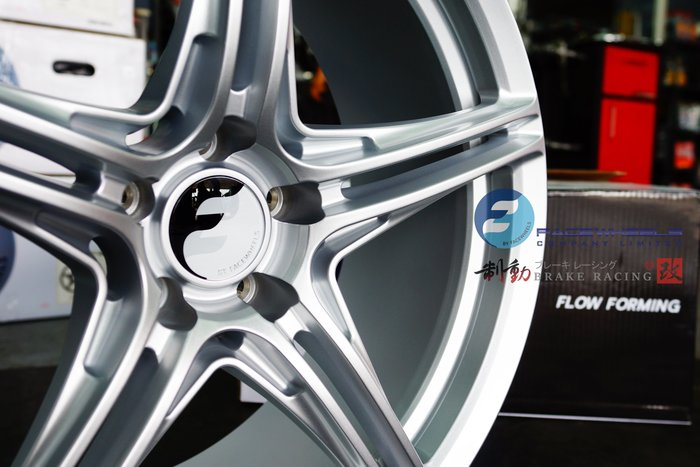 NX - Lexus 實著 Face Wheels FF70(flow forming) 旋壓鋁圈 歡迎詢問 / 制動改