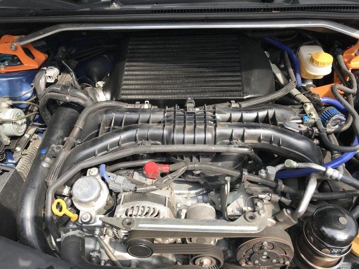 ☆光速改裝精品☆2014- Subaru Impreza WRX 2.0/森林人 加大中冷器