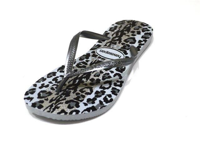[Ralvi]全新超值-Havaianas(哈瓦仕)SLIM Animals 系列 巴西夾腳拖/人字拖/拖鞋/(女款)