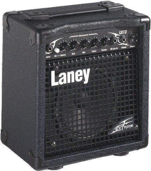 ☆ Tony Music 唐尼樂器︵☆優質音箱系列-英國品牌 Laney LX-12 電吉他10瓦音箱