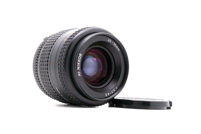 【台中競標】Nikon AF 35-70mm f3.3-4.5 二手 鏡頭 標多少買多少 料機出售 #24384