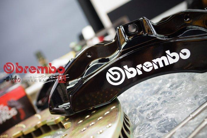 ㊣全新 brembo OE FORD MUSTANG GT 六活塞卡鉗組 對應380/405mm碟盤歡迎詢問 / 制動改