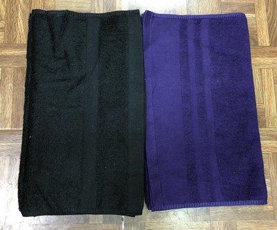 (反應色染)(台灣製) 純棉 28兩 素面毛巾#買十送二#美髮業用