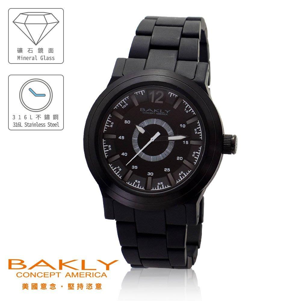 【完全計時】手錶館│BAKLY 情人節特輯 超輕量飛行款腕錶【BA9022】三色