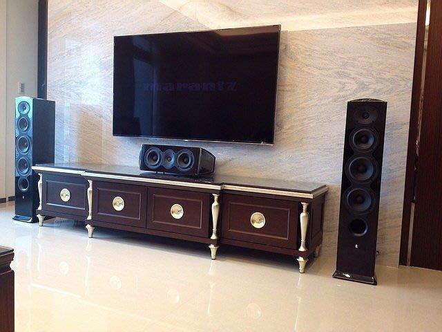 美國 Revel Performa 3 F206 主喇叭 + C205中置 + W363崁入式環繞喇叭 + B1 超低音