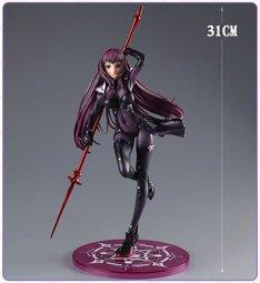 【紫色風鈴】Fate/Grand Order Lancer 斯卡哈師匠1/7盒裝 港版