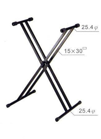 【六絃樂器】全新台灣製 YHY KB-212 雙X型 電子琴架 / 各廠牌電子琴均適合