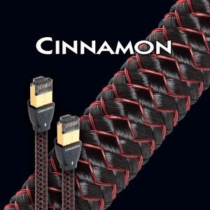 【音逸音響】高速網路傳輸線》美國 audioquest RJ/E Cinnamon (1.5米)