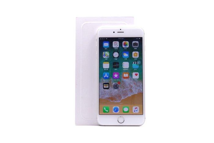 【台中青蘋果】Apple iPhone 6 Plus 銀 64G 64GB 二手 5.5吋 蘋果手機 #22333