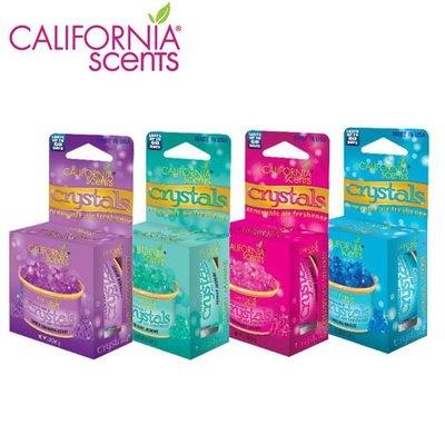 **幸福泉** California Scents【R2139】加州淨香草 水晶芳香杯 6g.特惠價$88