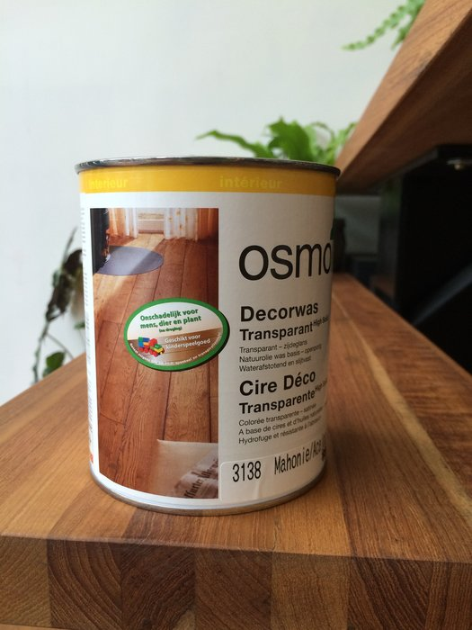 【推廣7折】室內半透明 牆板 線板 木樑 木門 家具 德國OSMO無毒木器塗料橡木 桃花心 櫸木 木蠟油