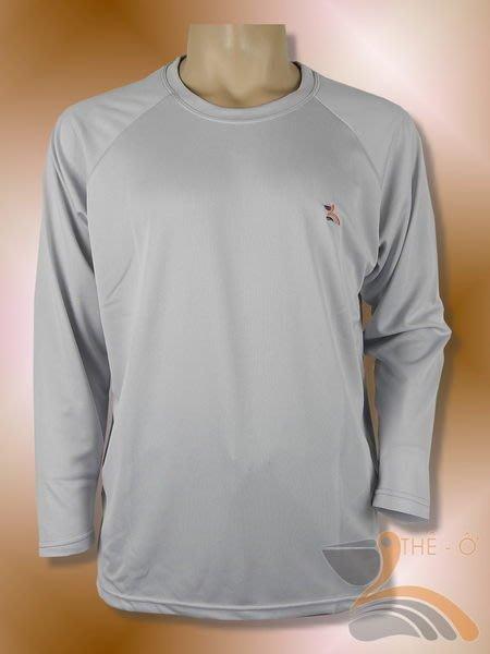 「喜樂屋戶外」男款長袖T恤排汗衫排汗衣抗UV透氣、快乾 不黏身 台灣製造 團體服訂製