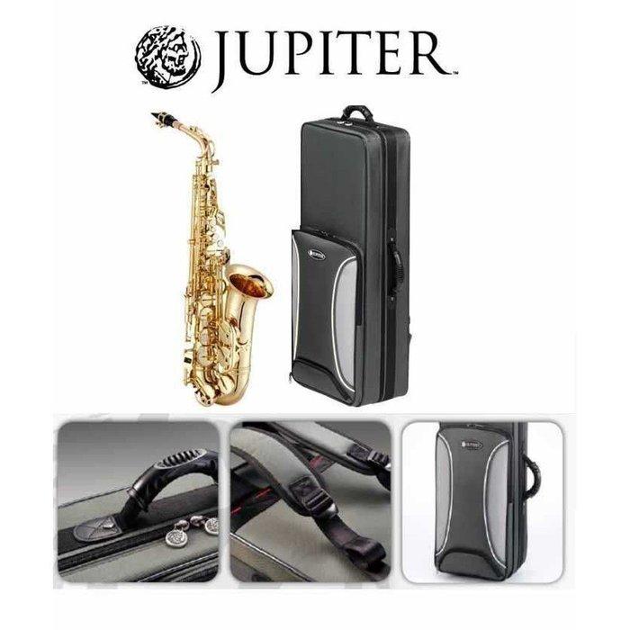 【六絃樂器】全新功學社雙燕 傑普特 Jupiter JAS-500Q 中音薩克斯風 / JAS-567GL 改款型號