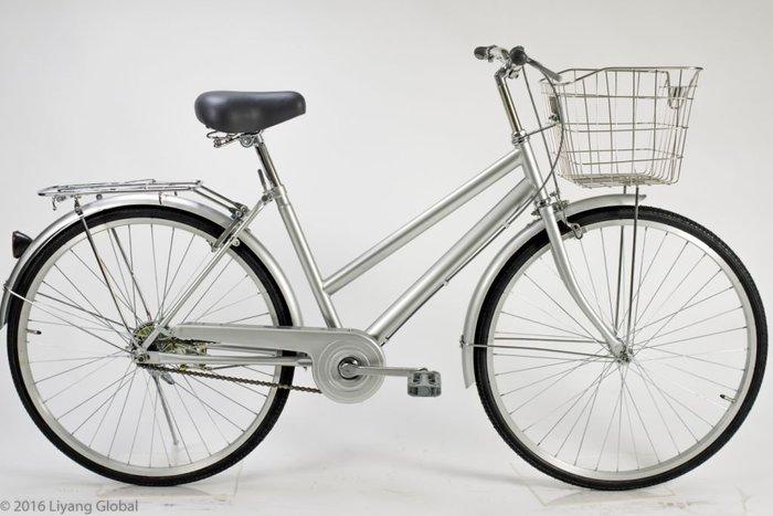 VENTURA 范圖拉高品質鐵製通勤車+贈送不鏽鋼前菜籃