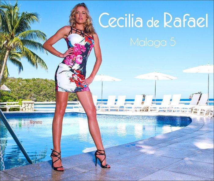 °☆就要襪☆°全新西班牙品牌 Cecilia de Rafael MALAGA 極度輕薄絲滑透明絲襪(5DEN)