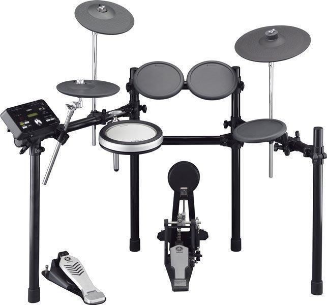 【六絃樂器】全新 Yamaha DTX-522 K DTX522K數位電子鼓 / 送原廠地毯 鼓棒 鼓椅 耳機 含組裝費