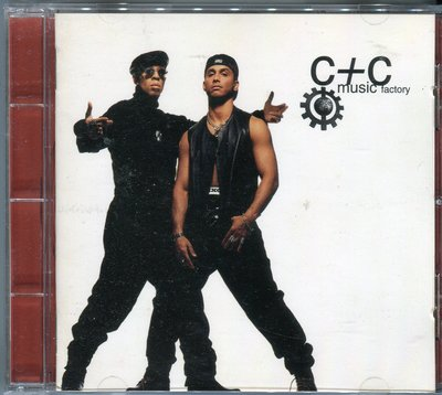 【塵封音樂盒】C+C Music Factory - 隨節奏搖擺 Anything Goes