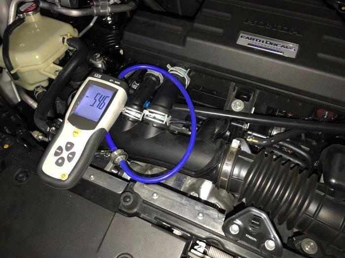 ☆光速改裝精品☆曲軸器 負壓計 曲軸負壓計 曲軸壓力閥 可提升扭力 動力 HONDA CRV-5 CRV5 直購4500