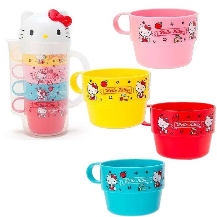 Hello Kitty 冷水壼與4水杯組 日本限定 正版品