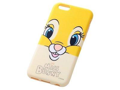 尼德斯Nydus~* 日本 迪士尼 邦妮兔 Miss Bunny 軟殼 手機殼 大臉款 4.7吋 iPhone6