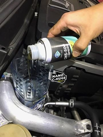 ☆光速改裝精品☆NANO C-HUGE CHS-500   奈米強 引擎機油添加劑 150ml  (超跑版)