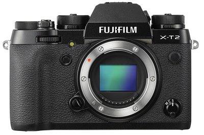 【高雄四海】Fujifilm X-T2 單機身.全新平輸.WIFI傳輸.翻轉LCD.雙卡槽旗艦機