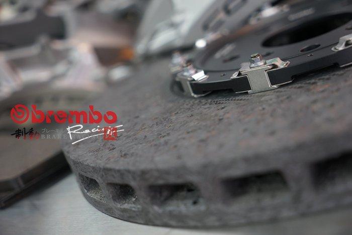 ㊣Brembo Carbon-ceramic discs 陶瓷煞車 碳纖維盤 碳纖維煞車 歡迎詢問 / 制動改