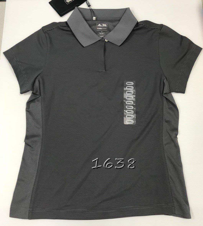 ADIDAS 女短袖 COOLMAX POLO衫
