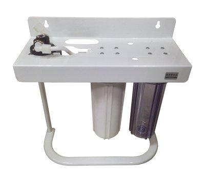 【清淨淨水店】卡式3道腳架 (可安裝3M或Everpure濾心)全配件不含濾心950元