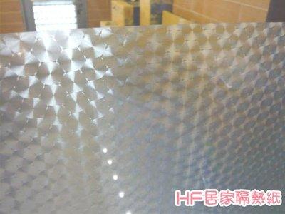 (HF居家隔熱紙) 822圈圈紋 玻璃...