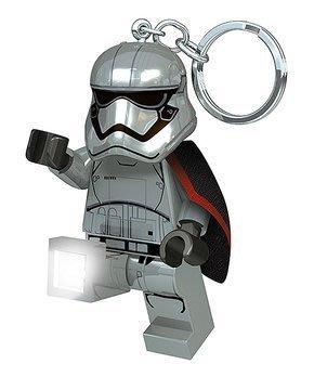 現貨附盒【LEGO 樂高】全新正品/ 法斯瑪隊長 LED 鑰匙圈 星際大戰 PHASMA 人偶 公仔 吊飾 手電筒
