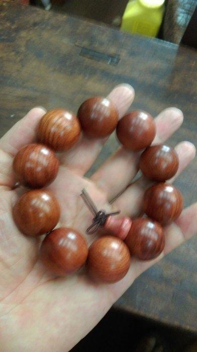 大草原典藏,紅木念珠,25mm