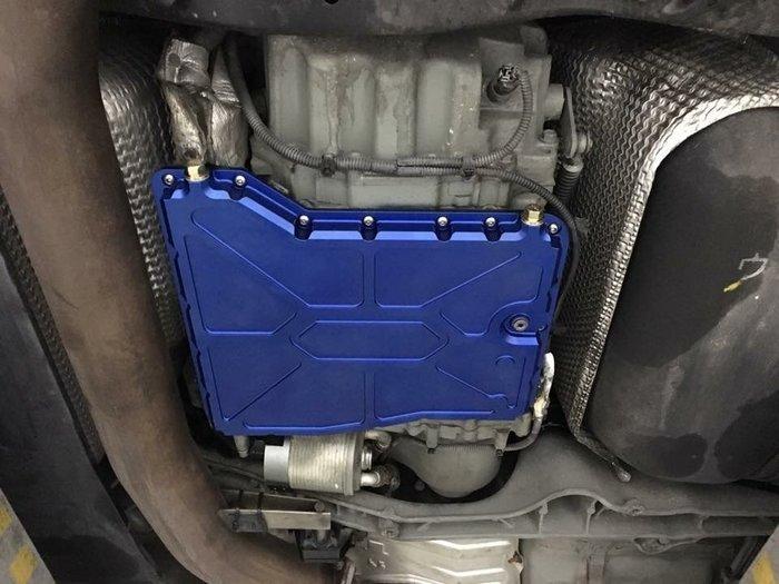 ☆光速改裝精品☆GREDDY樣式 日產 GTR R35 加大油底殼 變速箱油底殼