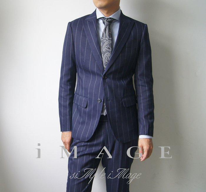 SIMPLE IMAGE義大利風格合身西裝紳士西裝A299(帥屎人)