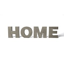 ~凱洛詩家飾~ 灰色水泥 英文字母 數字擺件 混凝土擺飾 居家裝飾 輕工業風