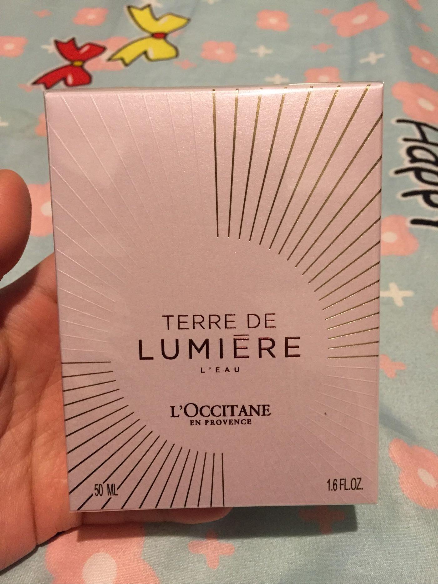 歐舒丹 促銷商品 純境之光淡香水 50ml