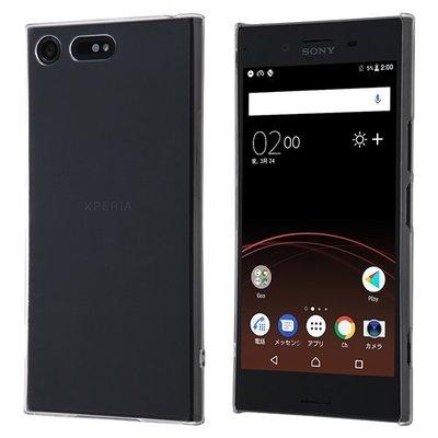 尼德斯Nydus 日本正版 超薄設計 背面強化 透明 硬殼 清水套 Sony Xperia XZP 手機殼