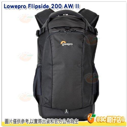 @3C 柑仔店@ LoweproFlipside 200AWII 新火箭手 相機後背包 黑 公司貨 7吋平板