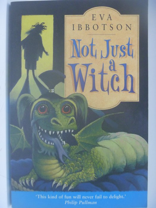 【月界二手書店】Not Just a Witch_Eva Ibbotson ║外文小說║CCW