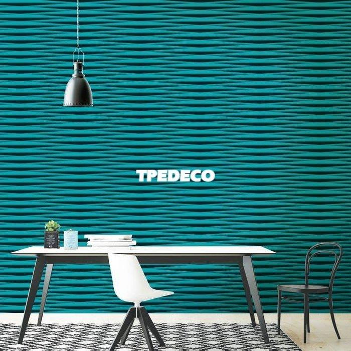 【大台北裝潢】PT馬來西亞現貨壁紙* 環保建材 現代幾何陰影(4色) 每支580元