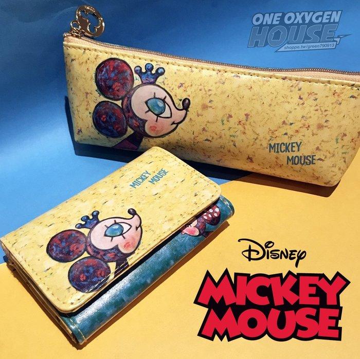 Disney 迪士尼 x 鐵人兄弟 Kenny 聯名款 筆袋 名片卡包 卡套 Molly 米奇 米妮 名片盒 零錢包